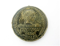 1936 BERLIN OLYMPIC COMMEMORATIVE MEDAL