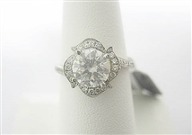 18K DIAMOND RING 1.87 C.T.W.
