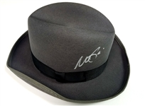 Al Pacino Autographed Godfather Fedora Hat  ACOA Authenticated