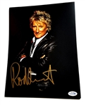 Rod Stewart Autographed 8x10 Photo ACOA Authenticated