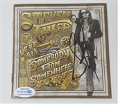 Steven Tyler Autographed CD Cover ACOA Authenticated
