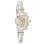 LEVIAN LADIES DIAMOND BANGLE WATCH, NEW