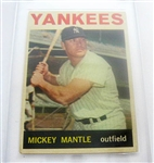 1964 TOPPS MICKEY MANTLE