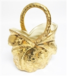 24K WEEPING GOLD BASKET