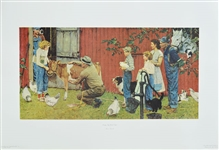 ROCKWELL ** COUNTRY AGRICULTURAL AGENT **