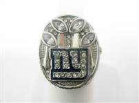 2011 NY GIANTS ELI MANNING REPLICA SUPER BOWL RING