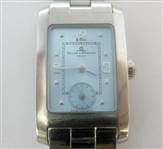 BAUME & MERCIER LADIES STAINLESS STEEL WATCH