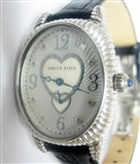 JUDITH RIPKA LADIES STERLING SILVER WATCH