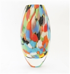 SEGUSO FAMILY BRAZILIAN GLASS VASE