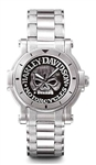 BULOVA MENS HARLEY DAVIDSON WATCH, NEW