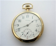 HOWARD 17 JEWEL POCKET WATCH