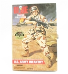 NEW GI JOE LIMITED EDITION US ARMY INFANTRY FIGURE
