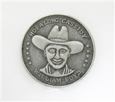 HOPALONG CASSIDY GOOD LUCK COIN