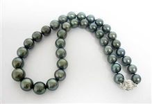14K TAHITIAN PEARL NECKLACE
