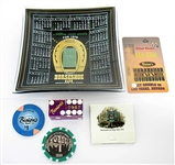 VINTAGE BINION CASINO ITEMS