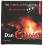DAN CUMPATA LIMITED EDITION ART BOOK SIGNED, NUMBERED AND WITH HAND DRAWN REMARQUE