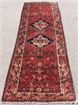 Authentic Armenian Weave Vintage Persian Rug, Dated