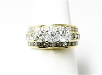 1.75 CT DIAMOND 14K YG RING