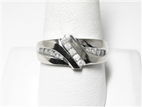 .40 CT DIAMOND MENS RING