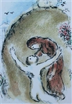 CHAGALL ** THE SOUL OF ELPENOR **