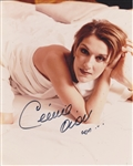 CELINE DION HAND SIGNED PHOTOGRAPH