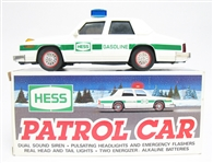 1993 HESS TOY PATROL CAR