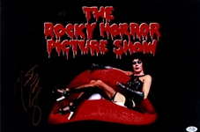 Meat Loaf Autographed Signed 12x18 Rocky Horror Photo