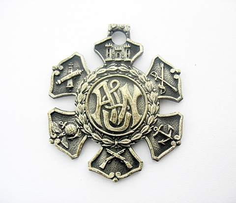 ARMY AND NAVY FOB