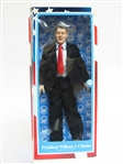 NEW LIMITED EDITION PRESIDENT WILLIAM J. CLINTON TALKING ACTION FIGURE