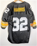 FRANCO HARRIS HALL OF FAME STEELERS RUNNING BACK SIGNED JERSEY