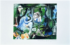 PICASSO ** PICNIC GROUP ** GICLEE