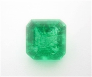 LOOSE EMERALD 8.12 CTS.