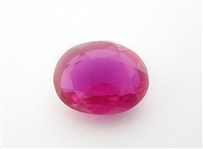 LOOSE PINK SAPPHIRE 8.12 CTS.