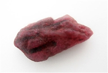 LOOSE ROUGH NATURAL RUBY 22.70 CTS.