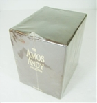RARE LIMITED EDITION AMOS & ANDY DVD SET WITH BOOKLET