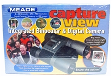 NEW MEADE DIGITAL CAMERA BINOCULARS