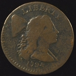 SPLENDID 1794 (HEAD OF 1794) LIBERTY CAP LARGE CENT IN VG (S-30)