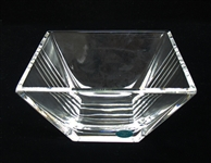 TIFFANY AND CO. CRYSTAL BOWL