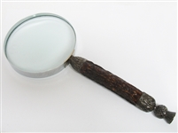 ORNATE MAGNIFYING GLASS
