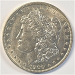 SCARCE NEAR MINT 1900-O/CC MORGAN SILVER DOLLAR