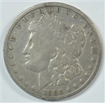 PLEASING 1880-CC MORGAN SILVER DOLLAR IN CIRC