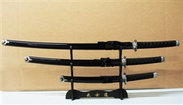 SAMURAI SWORDS WITH STAND