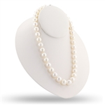 WHITE SOUTH SEA PEARL NECKLACE 12MM TO 14MM