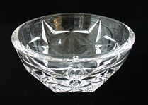 TIFFANY AND CO. CRYSTAL BOWL, FOX NEWS 60TH ANNUAL RADIO & TELEVISION CORRESPONDENTS ASSOCIATION DINNER