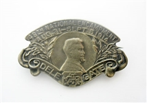 RARE 1914 CIVIL WAR NATIONAL ENCAMPMENT DELEGATE MEDAL