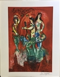 CHAGALL *CARMEN* UNFRAMED LIMITED EDITION GICLEE