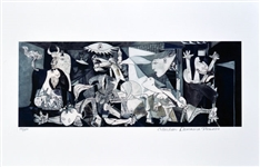 PICASSO ** GUERNICA ** GICLEE