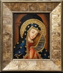 JUAN DIEGO ** OUR LADY OF GUADALUPE ** ORIGINAL OIL ON CANVAS