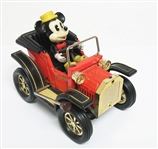 MICKEY MOUSE FRICTION CAR