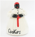 COLLECTIBLE MCCOY AUNT JEMIMA COOKIE JAR